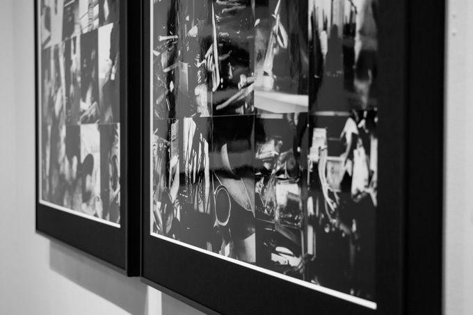 育緒のフィルム写真ゼミ 修了展「すえおそろしい」出品作品(部分)