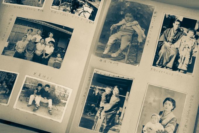 昭和20〜35年頃の写真