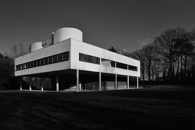 ハナブサ・リュウ 写真展「ル・コルビュジエを追いかけて -Seeking after Le Corbusier-」|THE GALLERY 大阪