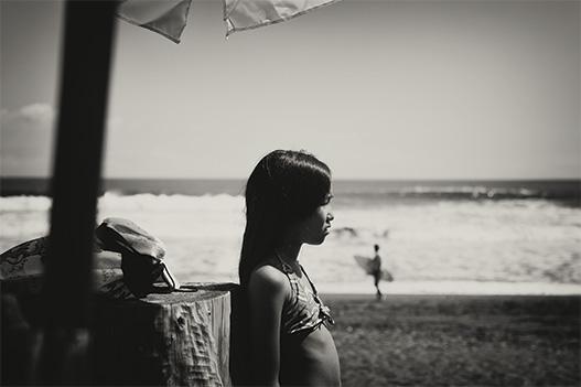 大門 美奈 写真展:浜|キヤノンギャラリー 大阪