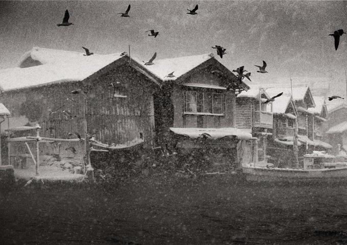 山崎 秀司写真展「海郷 ~冬の丹後半島~」|THE GALLERY 大阪